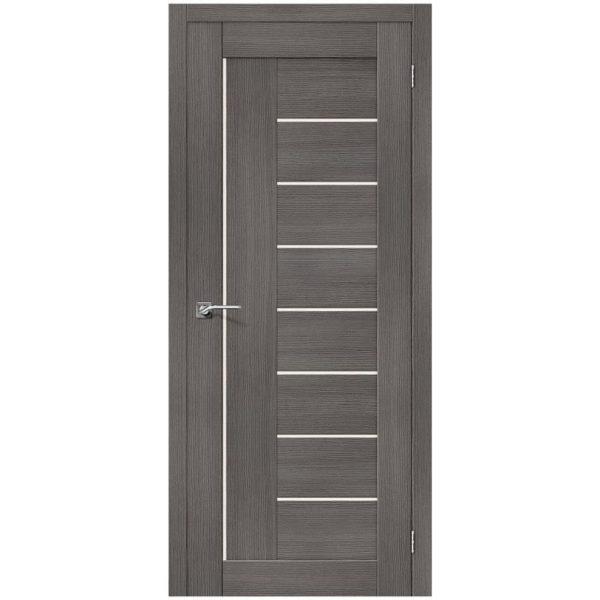 Межкомнатная дверь Порта-29, Grey Veralinga, Magic Fog