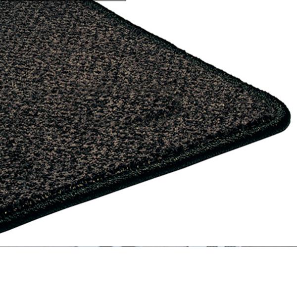 Грязезащитный ворсовый коврик Бриз 1000x1500 черный