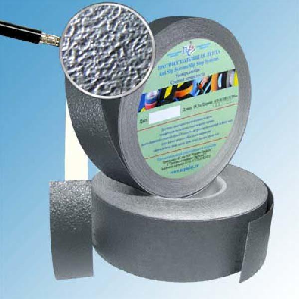 Противоскользящая водоотталкивающая виниловая лента Antislip Systems 25 мм, 18,3 м серый