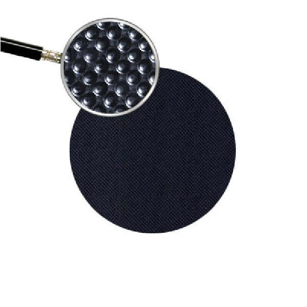 Противоскользящая тактильная лента Antislip Systems 6 см черный