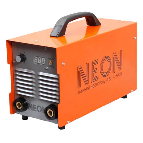 Инвертор MMA Neon ВД-253 (380 В) б/комплект, аттестат НАКС