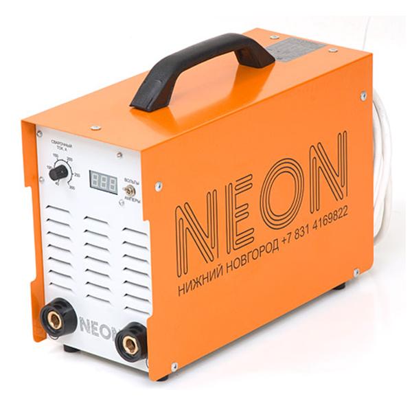 Инвертор MMA Neon ВД-315 (380 В) б/комплект, аттестат НАКС