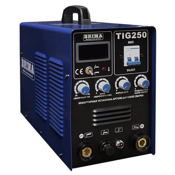Инвертор Brima TIG-250 (220 В)