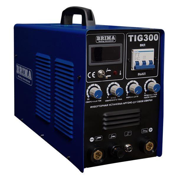 Инвертор Brima TIG-300 (380 В)