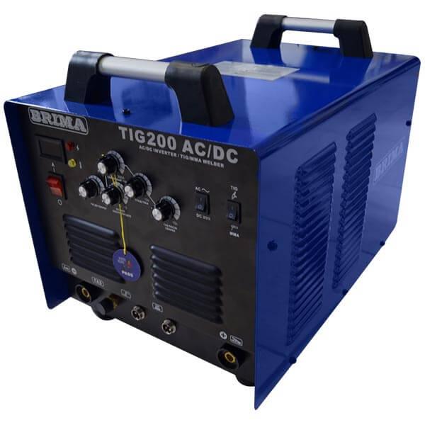 Инвертор Brima TIG-200 AC/DC (220 В)