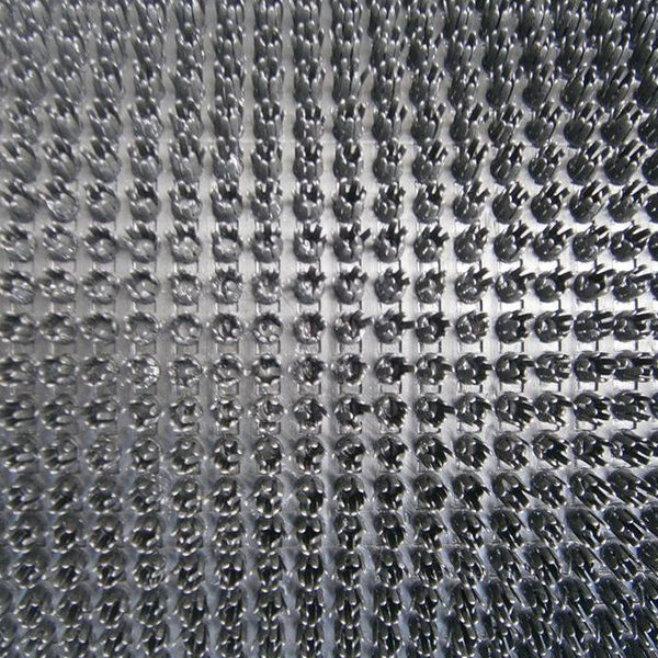 Щетинистое покрытие Газон 15000х900х16 серый