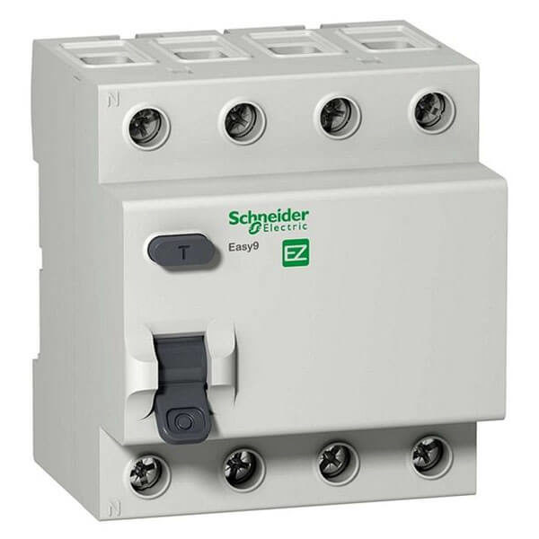 УЗО Schneider Electric Easy9 4P 40А 30мА класс AC