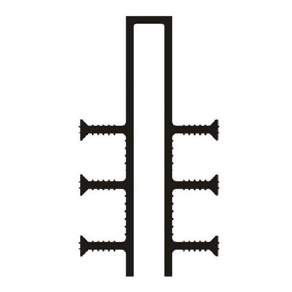 Гидрошпонка ПВХ ДЗ-160/20-6/35