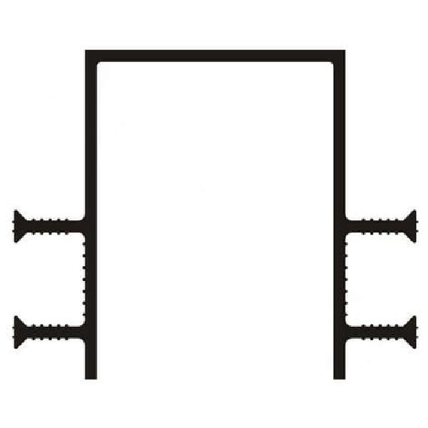 Гидрошпонка ПВХ ДЗ-140/100-4/35