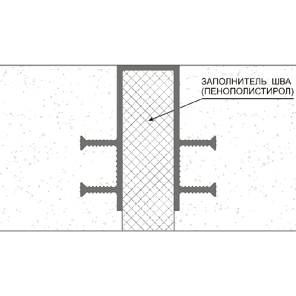 Гидрошпонка ПВХ ДЗ-140/30-4/35