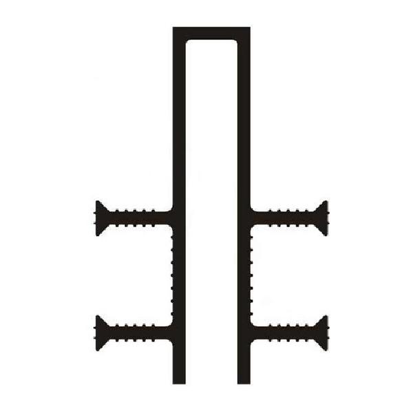 Гидрошпонка ПВХ ДЗ-140/20-4/35