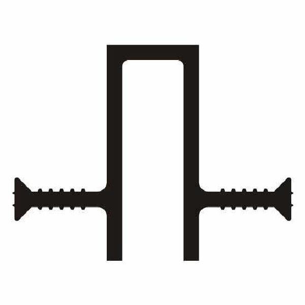 Гидрошпонка ПВХ ДЗ-70/20-2/35