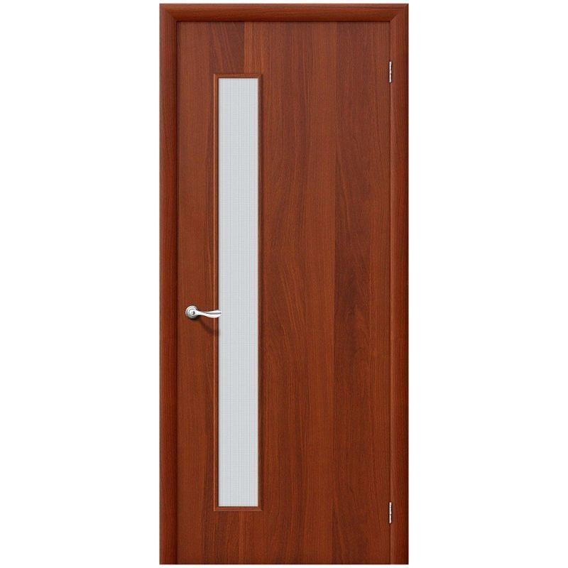 Межкомнатная дверь Гост ПО-1, Л-11 (ИталОрех), Кризет