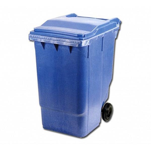 Контейнер для мусора 360 л с крышкой, 300 мм