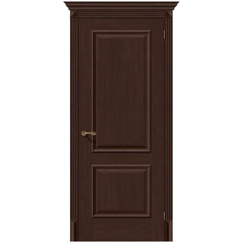 Межкомнатная дверь Классико-12, Thermo Oak