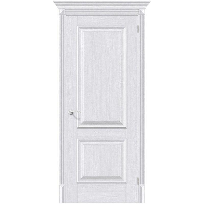 Межкомнатная дверь Классико-12, Milk Oak