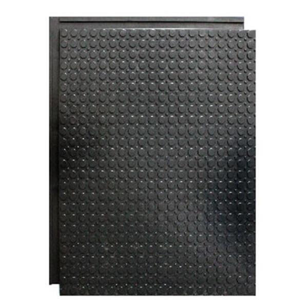 Рулонное покрытие БронеПласт 715x565x22 мм, цветной, 8 кг