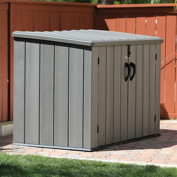 Ящик-шкаф WoodLook 192x108x132