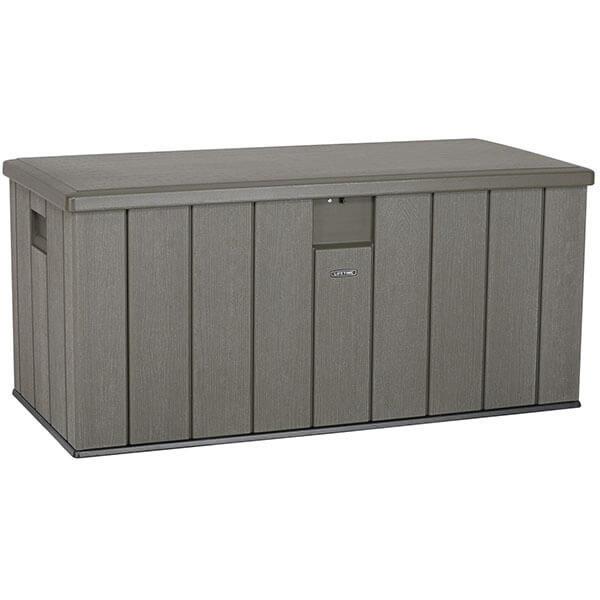 Сундук WoodLook 151x72x69 серый