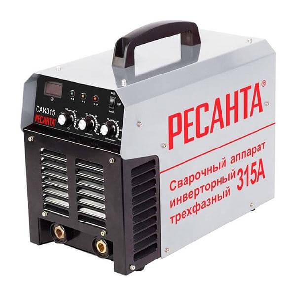 Инвертор Ресанта САИ-315 (380 В) комплект