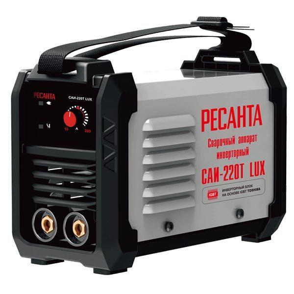 Инвертор Ресанта САИ-220Т Lux (220 В) комплект