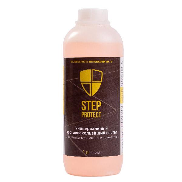 Жидкость против скольжения StepProtect 1 л